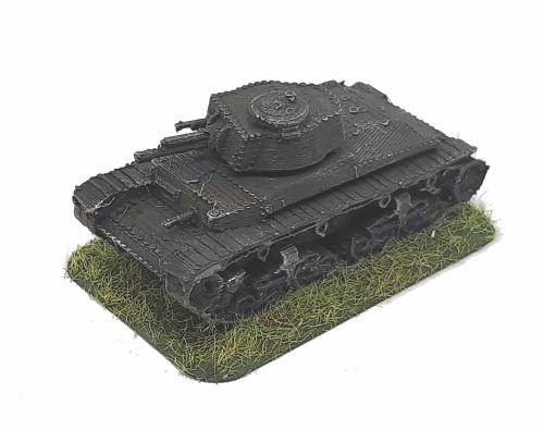Photo of PzKpfw 35(t) (Panzer 35t)