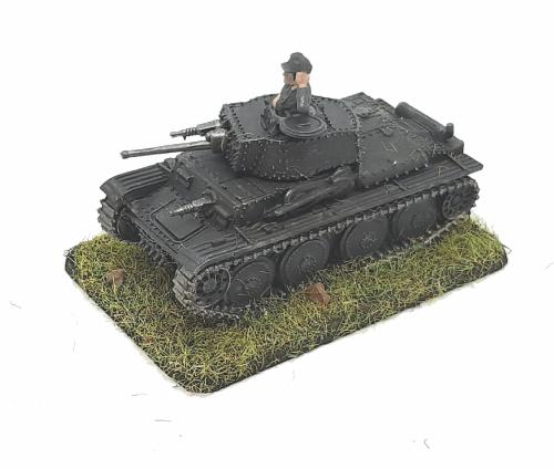 Photo of PzKpfw 38(t) Ausf B,C,D (Panzer 38t)