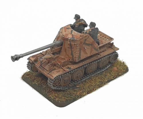 Photo of 7.5cm Pak 40/3 L/46 Gw 38(t)f Ausf H (Marder III)