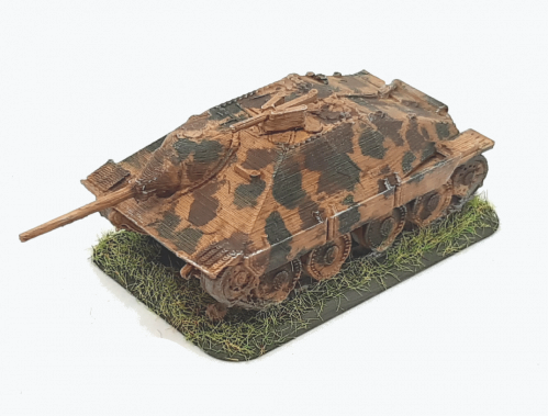 Photo of 7.5cm Pak 39 Jagdpanzer 38(t) (Hetzer)