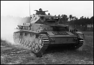 Photo of PzKpfw IV Ausf B SdKfz  161 (Panzer IV)