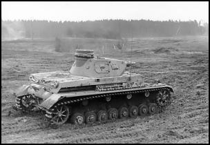 Photo of PzKpfw IV Ausf D SdKfz  161  (Panzer IV)