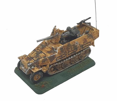 Photo of SdKfz 251/10 Ausf A,B,C 3.7cm Pak (Hanomag)