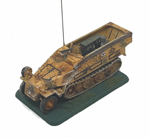 Photo of SdKfz 251/11 Ausf A,B,C Telephone Vehicle (Hanomag)