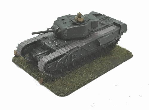 Photo of Inf Tank Mk IV (Churchill  1 - I)