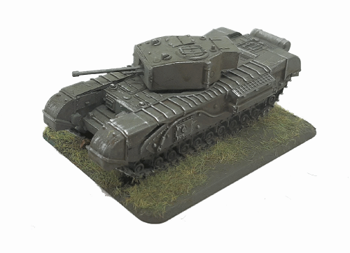 Photo of Inf Tank Mk IV (Churchill  3 - III)