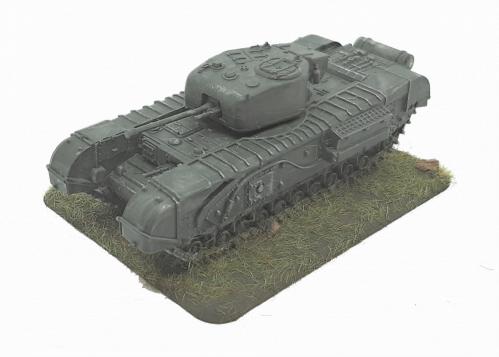 Photo of Inf Tank Mk IV (Churchill  5 - V)