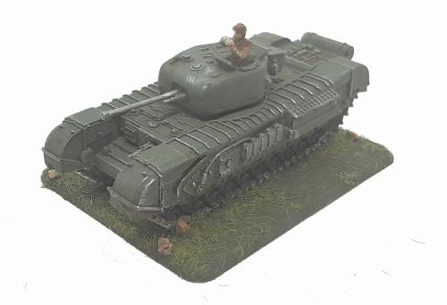 Photo of Inf Tank Mk IV (Churchill  6 - VI)