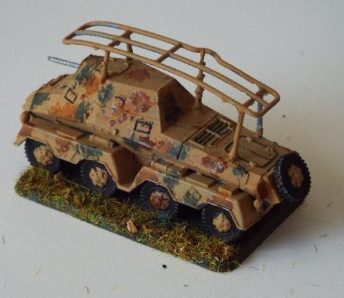 Photo of SdKfz 263 Panzerfunkwagen (8 rad)