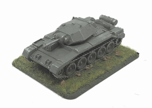 Photo of Cruiser Mk VI (Crusader II)