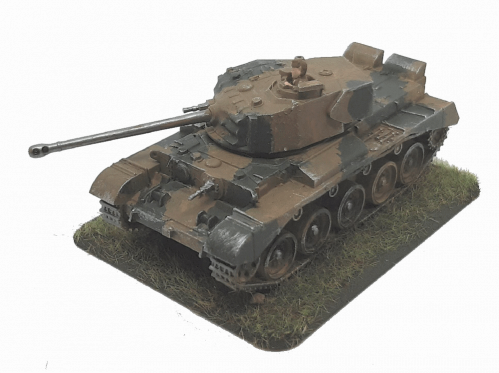 Photo of Cruiser Tank (Comet A34)
