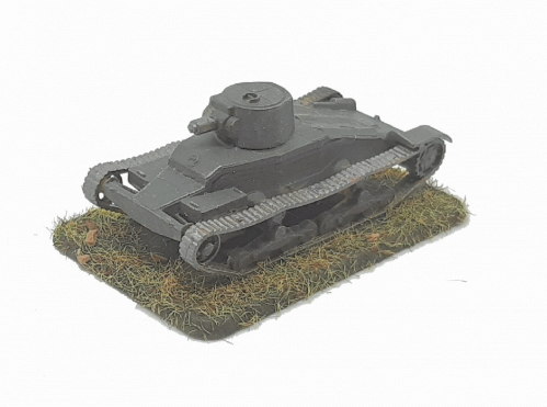 Photo of Inf Tank Mk I (Matilda)