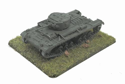 Photo of Inf Tank Mk III (Valentine)