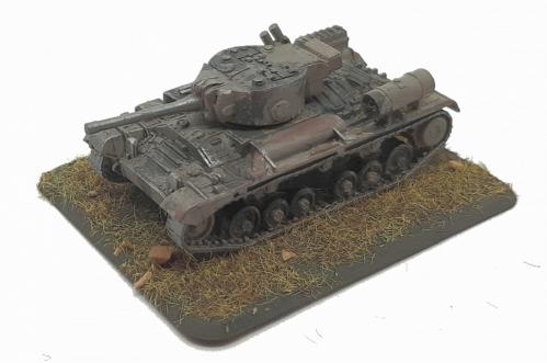 Photo of Inf Tank Mk III (Valentine IX)
