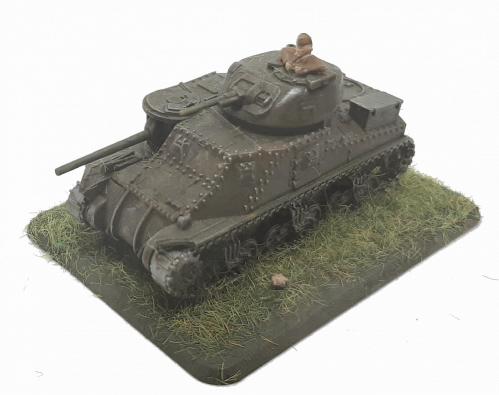 Photo of M3 Grant Command Tank (Grant)