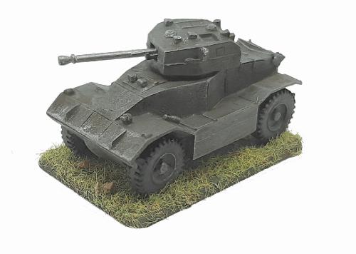 Photo of AEC Armoured Car Mark III