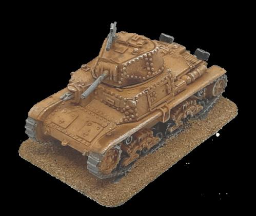 Photo of Carro Armato M14/41 Medium Tank
