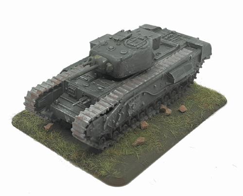 Photo of Inf Tank Mk IV (Churchill  2 - II)