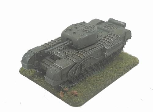 Photo of Inf Tank Mk IV (Churchill 10 - X)