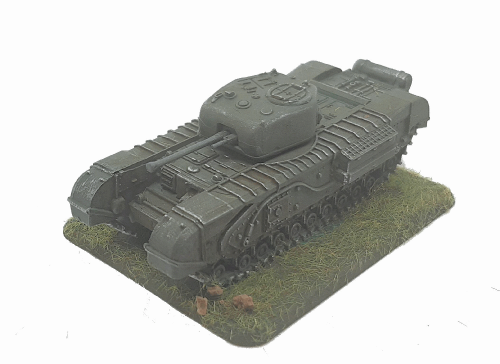 Photo of Inf Tank Mk IV (Churchill 11 - XI)