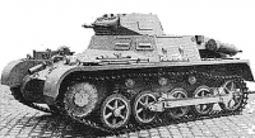 Photo of PzKpfw I Ausf A (Panzer I)