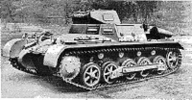 Photo of PzKpfw I Ausf B (Panzer I)