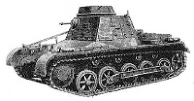 Photo of PzKpfw I Kleiner Panzerbefehlswagen I  (Panzer I)