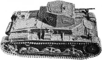 Photo of PzKpfw II Ausf a1,a2,a3 (Panzer II)