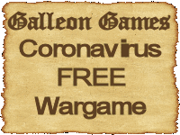 Galleon Games - FREE wargame for Coronavirus outbreak