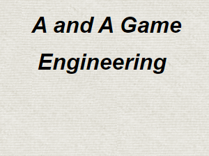 A and A game engineering